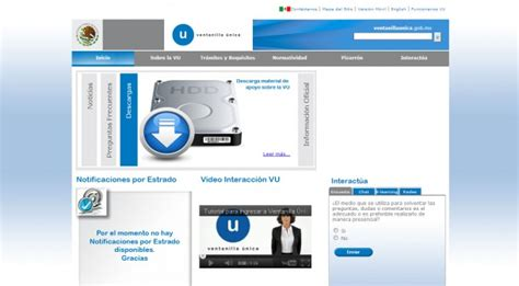 what is ventanilla unica vucem cove and e document