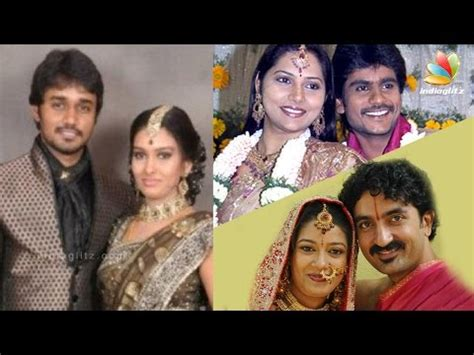 tv actors  married   stars tamil serial