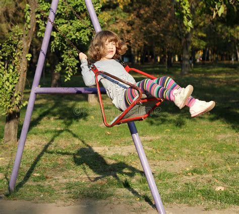 swing girls download little girl on swing stock photo image 27436100