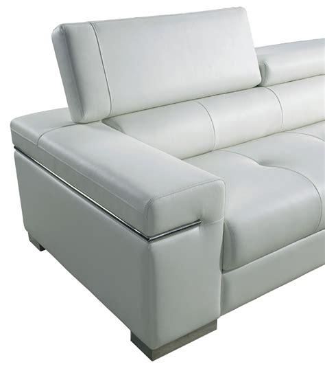 Soho Italian Leather White Sofa Set Sofa And Loveseat White Leather Sofa And Loveseat
