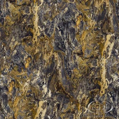 Ideas For Backsplash In Kitchen Golden Jaguar Granite Kitchen Countertop Ideas