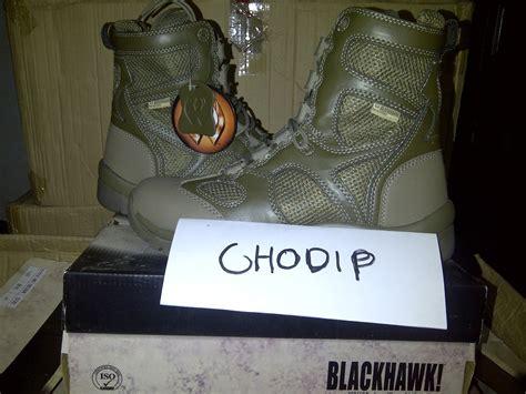 Sepatu Merk Warriors ghodip shop sepatu boots blackhawk warrior