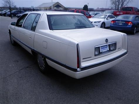 1996 cadillac sedan mpg used 1996 cadillac concours