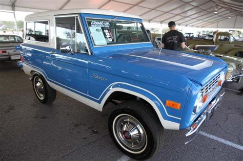 blue bronco car 1972 ford bronco values hagerty valuation tool 174