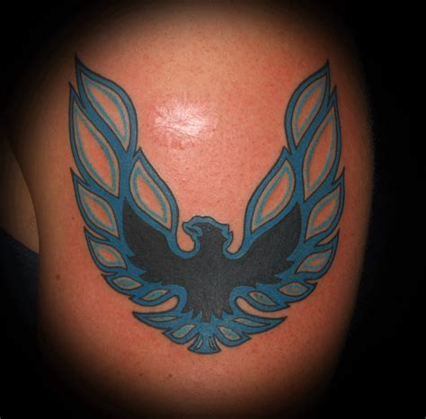 firebird tattoo firebird