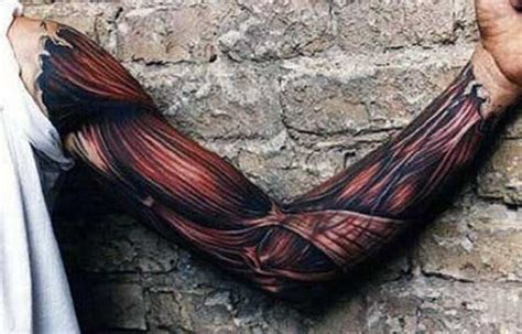 tattoo ink pulled out 50 ripped skin tattoo designs for men manly torn flesh ink