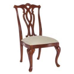 american drew cherry grove pierced back dining side chair