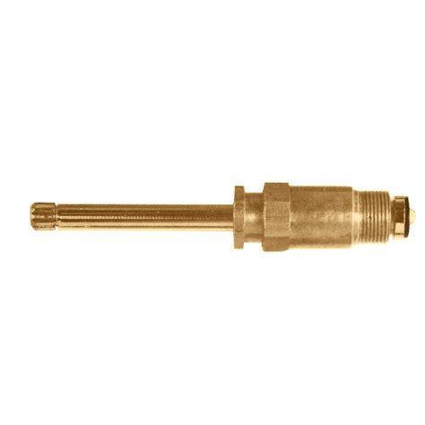 bathtub valve stem shop danco brass tub shower valve stem for harcraft at