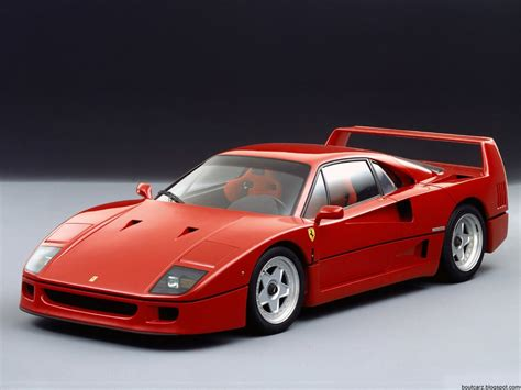 Ferrari F 40 by All Bout Cars Ferrari F40