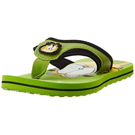 flip flop house slippers buy garfield boy s flip flops and house slippers online looksgud in
