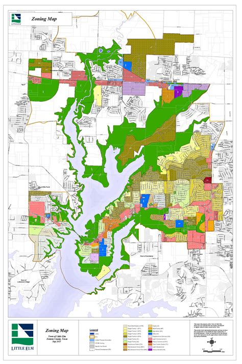texas zoning map town of elm tx official website planning maps