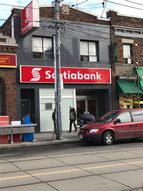 Phone Number Lookup Scotia Scotiabank 203 Roncesvalles Ave Toronto On