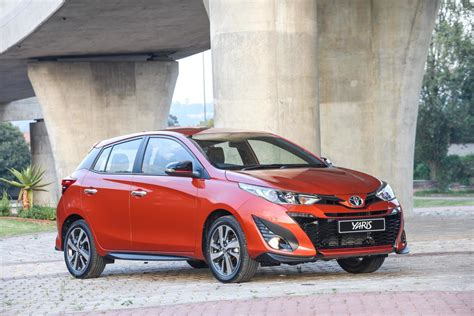 Toyota Yaris (2018) Specs and Pricing   Cars.co.za