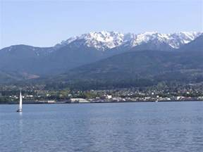 port angeles washington the olympic peninsula