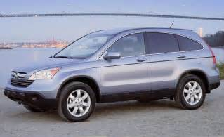 2009 Honda Cr V Ex Car And Driver