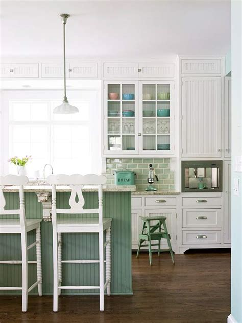 Cottage Kitchen Furniture 15 Tips For A Cottage Style Kitchen Kitchens Green