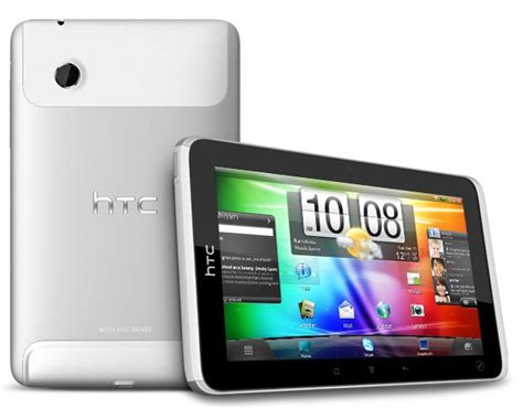 Tablet Htc 10 Inch htc announces the htc flyer a 7 inch tablet with tablet specific htc sense android central