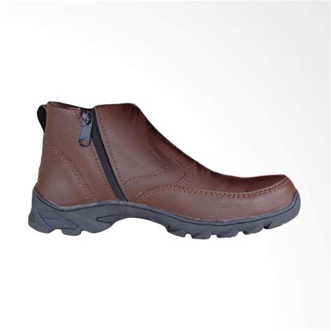 Kickers Safety Boots jual kickers phelix safet boots sepatu pria coklat