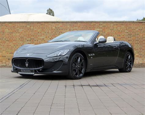 maserati gransport 2015 used 2015 maserati gransport for sale in surrey pistonheads