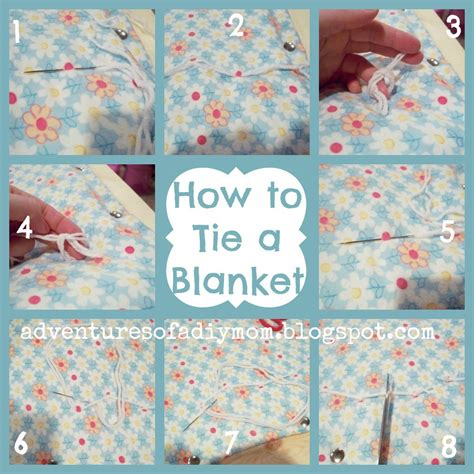 how to make a tie rug tie knot blanket car interior design