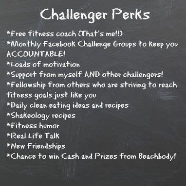 fitness challenge prize ideas best 25 challenge ideas on shakeology