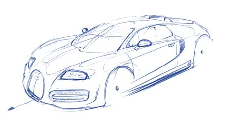 how to sketch learn how to draw cars