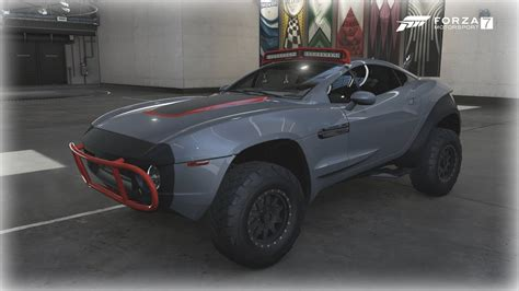 2014 Rally Fighter by Forza Motorsport 7 2014 Local Motors Rally Fighter Fast