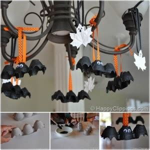 fast easy halloween decorations recycled materials halloween decorations diy recycled materials blog