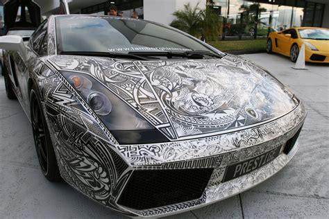 Sharpie Lamborghini Gallardo Sharpie Lamborghini Gallardo 12 Madwhips