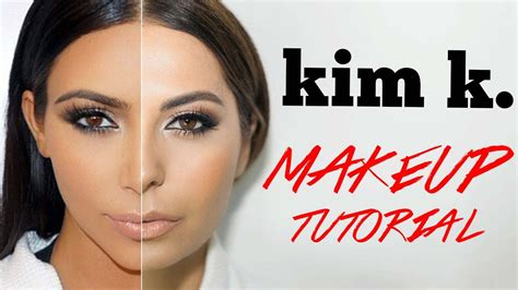 youtube tutorial eyeshadow kim kardashian makeup tutorial youtube