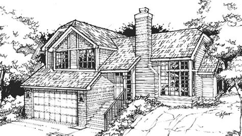 country style floor ls house plans ls b 88074
