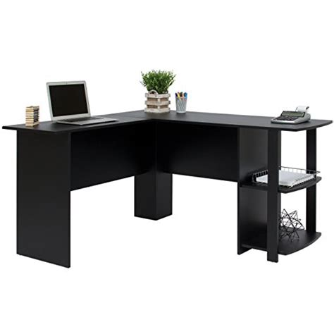 Best Choice Products L Shaped Corner Computer Office Desk Best Corner Computer Desk