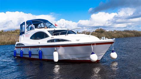 fishing boat hire belturbet boating holidays in ireland 8 person inver empress