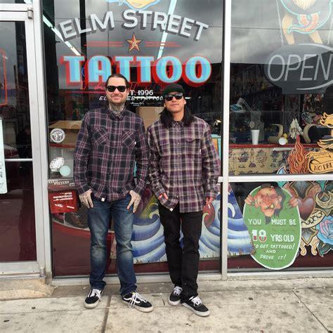 elm street tattoos tyson arndt elm