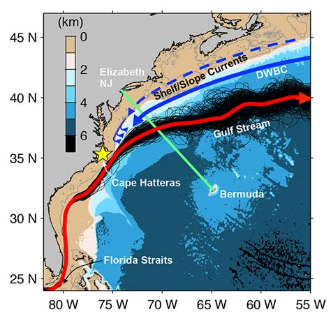 Continental Shelf Research by Accelerated Warming Of The Continental Shelf Northeast
