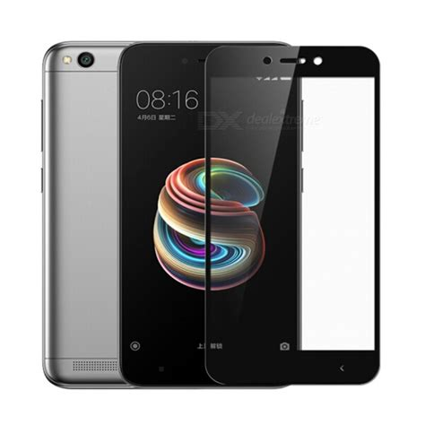 Anti For Xiaomi Redmi 5a naxtop tempered glass screen protector for xiaomi