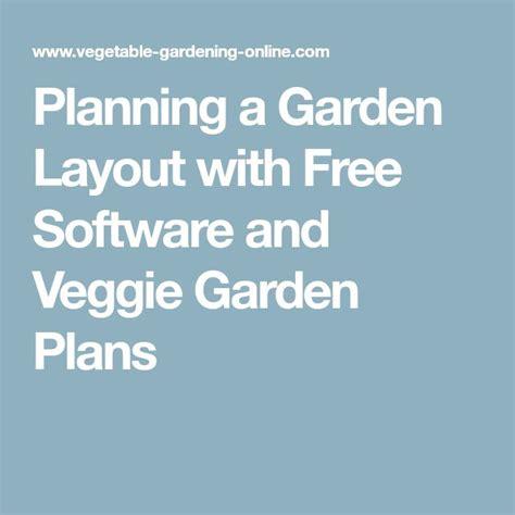 planning a garden layout free best 25 free garden design software ideas on