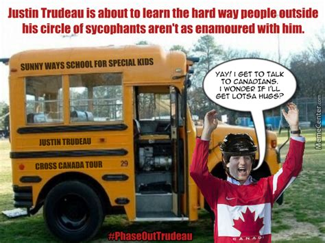 Short Bus Meme - phaseouttrudeau short bus by andrewthecelt meme center