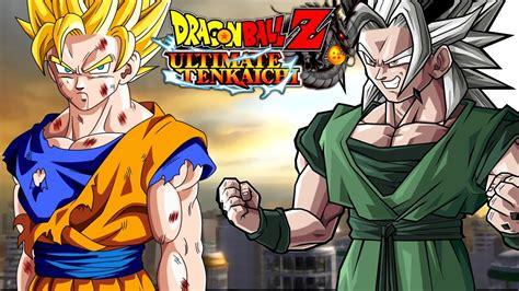 imagenes de goku y zaiko dbz ultimate tenkaichi goku vs zaiko xicor character