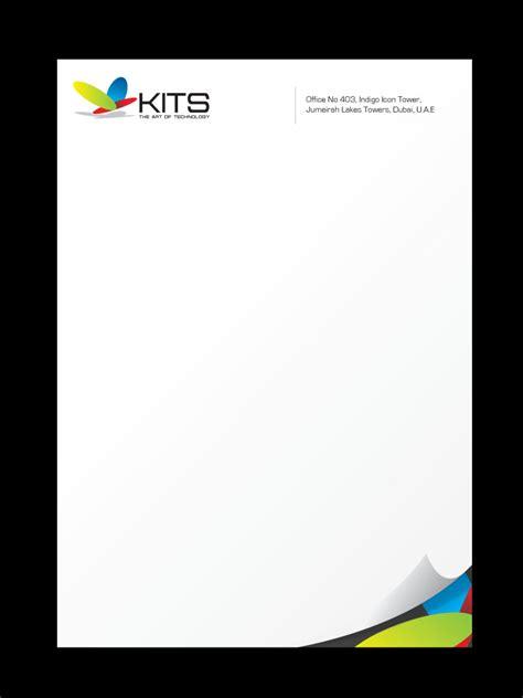 Emirates Islamic Bank Letter Of Credit Playful Letterhead Design For Habib Kayaleh By Priyo Subarkah Design 652637
