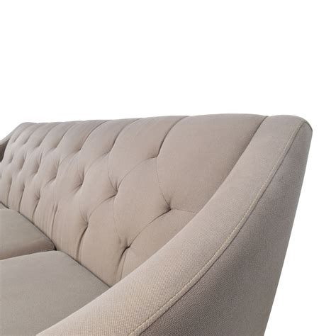 65 macy s macy s tufted back grey sofas