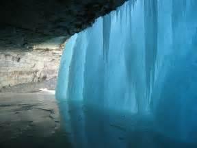 Frozen Waterfalls by Beauty Frozen Ice Waterfall Okay Wallpaper