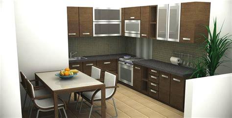 Permalink to Dapur Minimalis Terbuka Rumah Type 36
