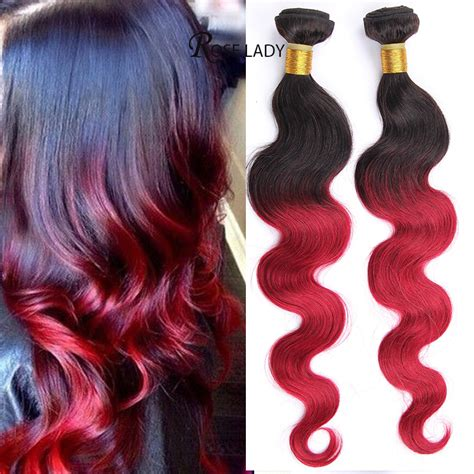 ombre braiding hair for sale ombre hair for sale queen hair malaysian body wave red