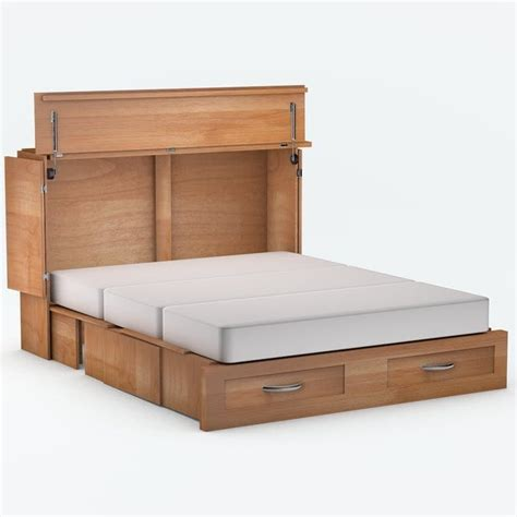 Beds That Fold Up In A Cabinet by Town And Country Cabinet Bed