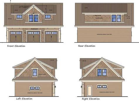 Plan 14631rk 3 Car Garage Apartment With Class Garage Apartments Car Garage And Apartments | 25 best dream house plans images on pinterest facades