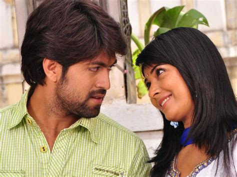 south actor yash age yash and radhika pandit to get married next year filmibeat