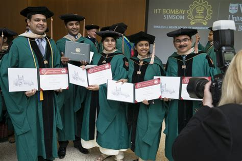 Iit Bombay Washington Executive Mba by Dual Degrees Conferred At Historic Ceremony The Source
