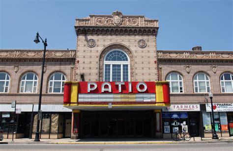 Patio Theatre Chicago by Patio Theatre In Chicago Il Cinema Treasures