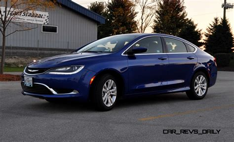 Chrysler 200 Limited by Road Test Review 2015 Chrysler 200 Limited Is Thisclose